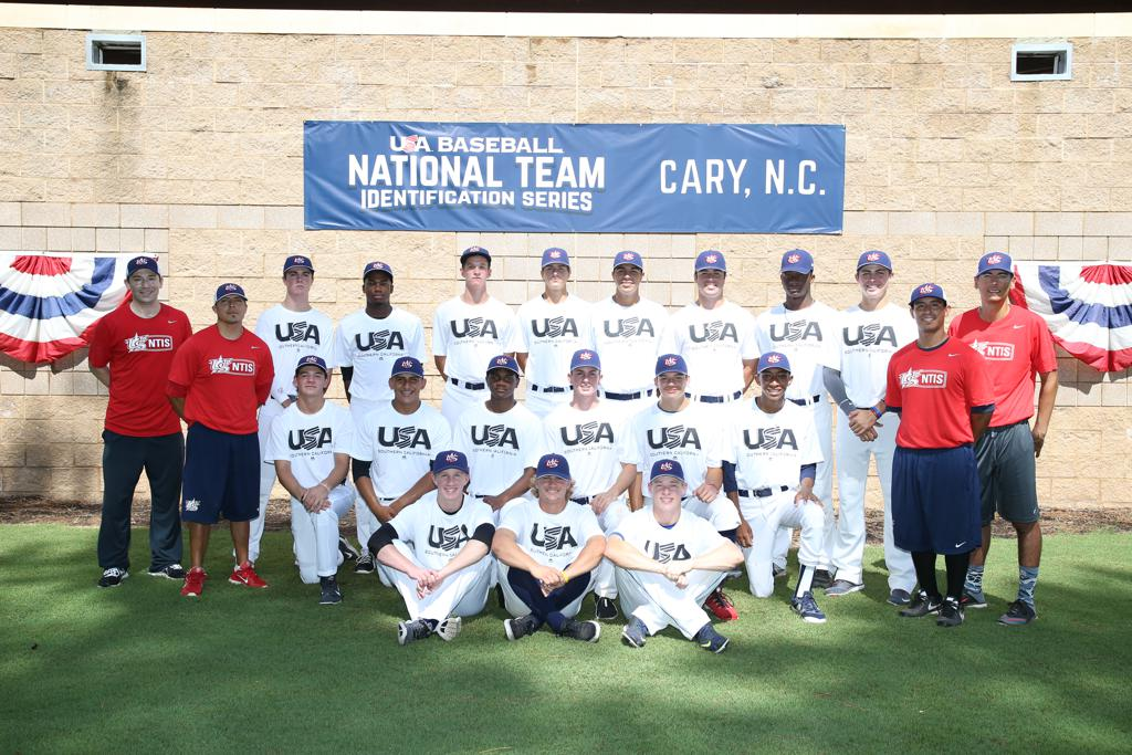 USA BASEBALL TRYOUTS & CAMPS – Rising Prospects